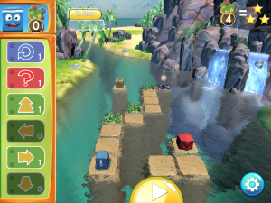 Box island screenshot